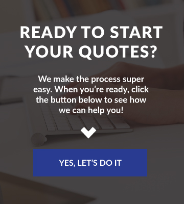 get a quote sign
